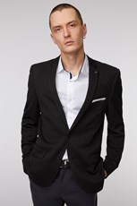 Jack London Essex Black Blazer