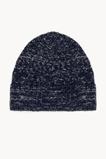 Jack London Navy Thom Melange Beanie