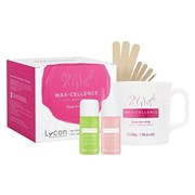 Lycon Wax-Cellence Wax Kit - Face and Body