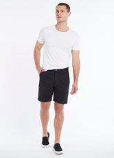 Marcs BAILEY CHINO SHORT NAVY