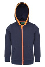 Mountain Warehouse Active Kids Hoodie Blue
