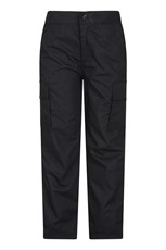 Mountain Warehouse Active Kids Trousers Black
