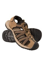 Mountain Warehouse Bay Reef Mens Mountain Warehouse Shandals Brown