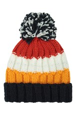 Mountain Warehouse Chunky Knit Kids Beanie Mustard