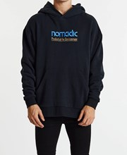 Kiss Chacey Forever Relaxed Hoodie Jet Black