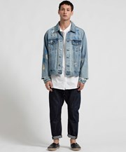 One Teaspoon PAINTED DENIM JACKET 21200