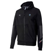 Puma BMW M Motorsport Hooded Men's Sweat Jacket Puma Black