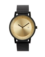 Simple Watch Co Dixon Watch Black & Gold
