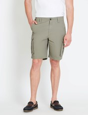 Rivers Core Cargo Short Light Military