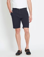 Rivers Stretch Chino Short Navy