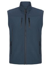 Rivers-Tex Soft Shell Vest Insignia Blue