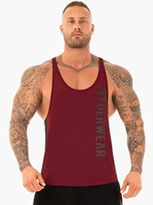 Ryderwear Performance Stringer Burgundy