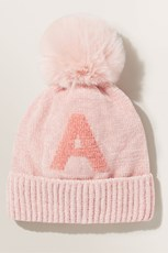 Seed Heritage Initial Beanie A
