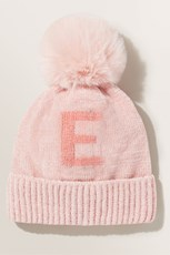 Seed Heritage Initial Beanie E