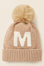 Seed Heritage Initial Beanie M