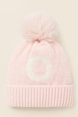 Seed Heritage Initial Beanie O