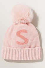 Seed Heritage Initial Beanie S