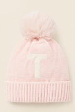 Seed Heritage Initial Beanie T
