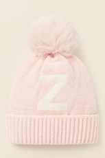 Seed Heritage Initial Beanie Z