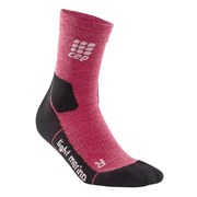 Cep Compression CEP Outdoor/Trail Running Socks - Wild Berry