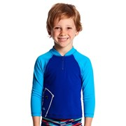 Funky Trunks Toddler Boys Zippy Rash Vest - Bear Grills