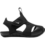 Nike Sunray Protect 2 TD - Toddler Sandals - Black/White