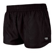 Running Bare Run The World Womens Running Shorts - Black