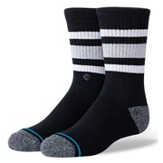 Stance Boyd Staple Kids Crew Socks - Black
