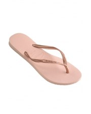 Havaianas Girls Slim Metallic Thong Ballet