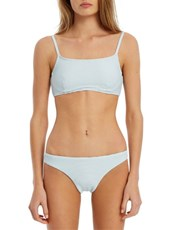Zulu & Zephyr Signature Bralette Top - Powder Blue