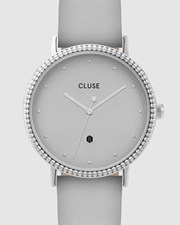 Cluse Watches Cluse Le Couronnement Leather Grey