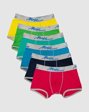 Mojo Mojo Retro Trunks 6 Pack Multi