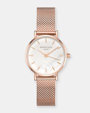 Rosefield The Small Edit Rose Gold