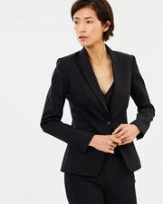 SABA Tia Suit Jacket Black