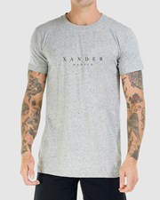 Xander Grand Prix Tee GREY