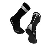 Zone3 Neoprene Swimming Socks Black 2