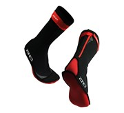 Zone3 Neoprene Swimming Socks Black